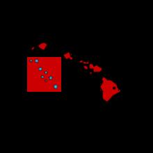 Kingdom of Hawai'itran Map