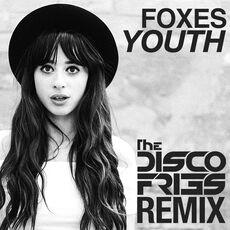 Foxes-Youth-Disco-Fries-Remix-album-artwork