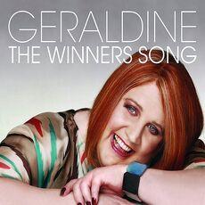 Geraldine McQueenThe winnersong
