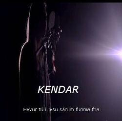 Hevur tú í Jesu sárum funnið frið