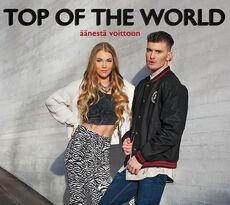 Clarissa Top of the world