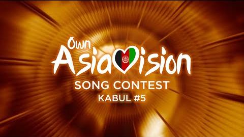Own Asiavision Song Contest 5