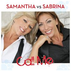 Samantha vs sabrina-call me