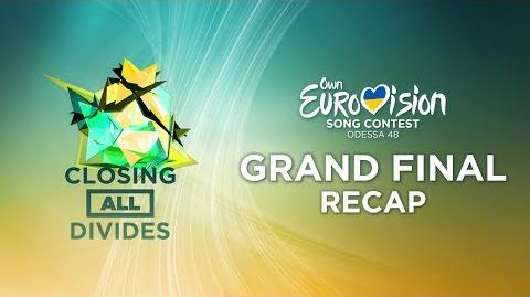 Own Eurovision Song Contest 48 Grand Final
