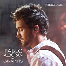 Pablo con CarminhoPeq