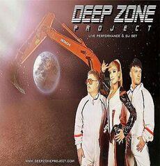 Deep zone on fire