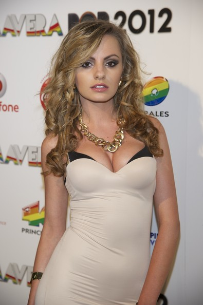 Alexandra stan own eurovision song contest wiki fandom powered alexandra in may 2012 at the primavera pop 2012 festival thecheapjerseys Choice Image