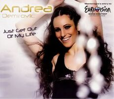 Andrea Demirović - Just Get Out of My Life