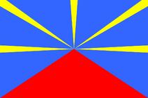 Flag of Réunion