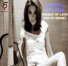 Dinara sultan energy of love