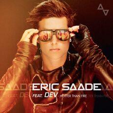 Eric-Saade-Dev-Hotter-Than-Fire
