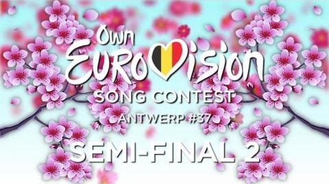 OESC 37, Semi-final 2 Antwerp, Belgium