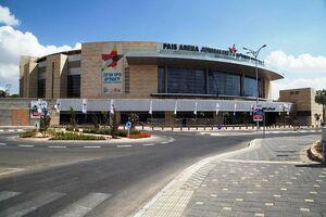 Pasi arena jerusalem