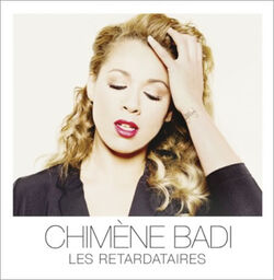 Chimene-badi-pochette-single-les-retardataires