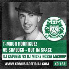T-moor Rodriguez Out in space