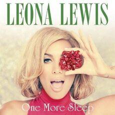 Leona-lewis-one-more-sleep