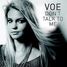 Emilie Voe Don't talk tome
