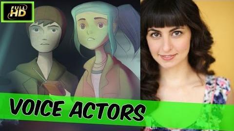 Oxenfree Voice Actors