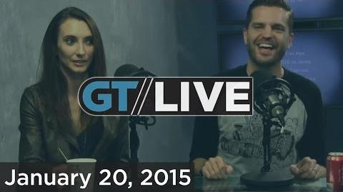 GT Live Night School Studio and Oxenfree 1 20 16