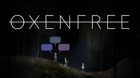 OXENFREE Official Teaser 1