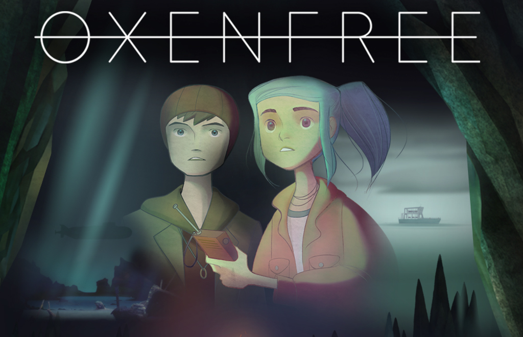 Image result for oxenfree images