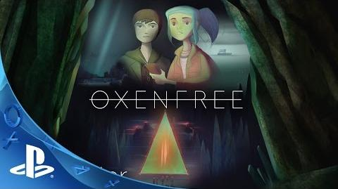 OXENFREE - Announce Trailer PS4
