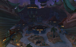 Orgrimmar Night