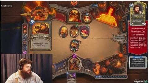 1 - Showdown at Blackrock Mountain - Ragnaros & Nefarian - Hearthstone Tavern Brawl
