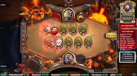 3 - Spiders Everywhere! - Hearthstone Tavern Brawl