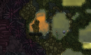 Пещера с гейзером1