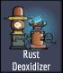 Rust Deoxidizer Icon