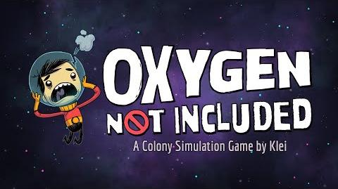 Oxygen Not Included E3 Teaser