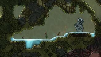 Пещера с гейзером2