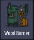 Wood Burner Icon