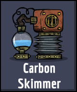 Oxygen Not Included - Carbon Skimmer