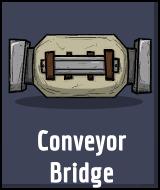 Oxygen Not Included - Conveyor Bridge