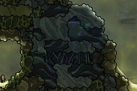 Закопанный гейзер2