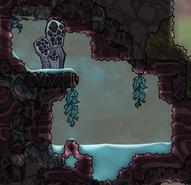 Пещера с гейзером3