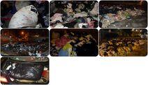 -棄物發現- 土瓜灣大量衣物被棄置街頭3