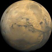 Mars Valles Marineris