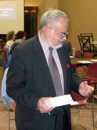 Stanton Friedman Alamogordo 2010