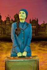 Wicked 1st UK-IRE Nikki Davis-Jones 2013