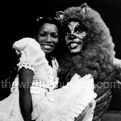 Stephanie Mills and Gregory Hines