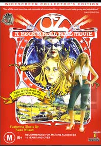 OzRockNRollRoadMovie DVD