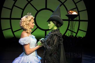 Wicked London Alice Fearn Sophie Evans 2017