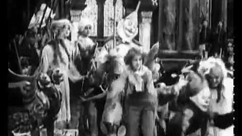 HIS MAJESTY THE SCARECROW OF OZ (1914 - Silent) L Frank Baum Classic-0