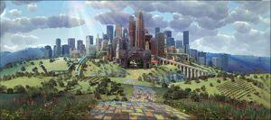 Central City Infinite Oz