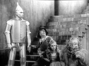 Buddy Ebsen as Tin Man