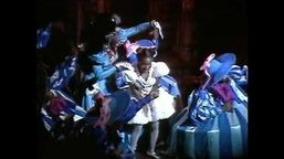 """""""He's the Wizard"""" Montage from The Wiz (1983 Tour)-0"""