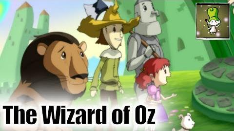 The Wizard of Oz (The Wonderful Wizard of Oz) - Bedtime Story Animation Best Children Classics HD